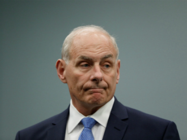 File image of new White House chief of staff John Kelly. Reuters
