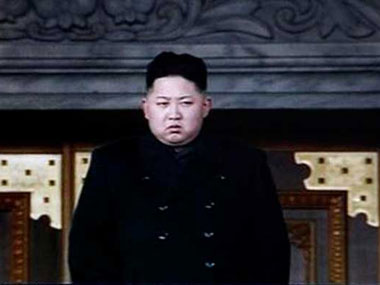 File photo of North Korean leader Kim Jong Un