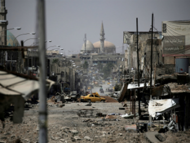 File image of Mosul, Iraq. Reuters