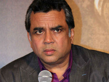 File image of Paresh Rawal. News18