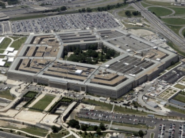 A file image of the Pentagon. Reuters