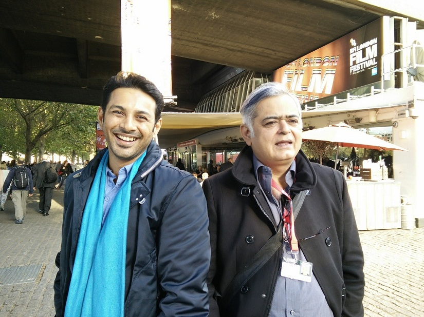 Apurva Asrani and Hansal Mehta. Twitter
