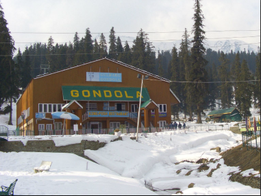 Representational image of Gulmarg. Reuters