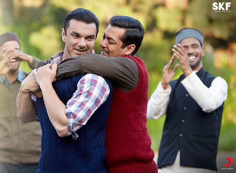Salman and Sohail in Tubelight. Image from Facebook
