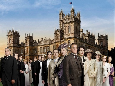 Downton Abbey. Image from Facebook