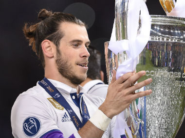 Gareth Bale has won three Champions League title since moving from Tottenham Hotspur in 2003. AFP
