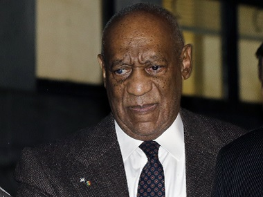 File image of Bill Cosby. AP