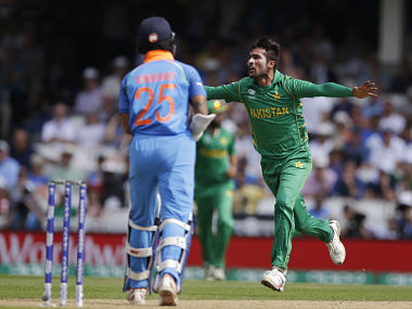 File photo of Pakistan's Mohammad Amir. AP
