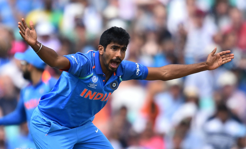 Jasprit Bumrah will dig deep into his bag of variations in the slog overs. AFP