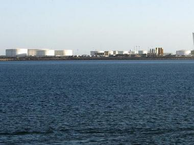 File image of Chabahar Port. Reuters
