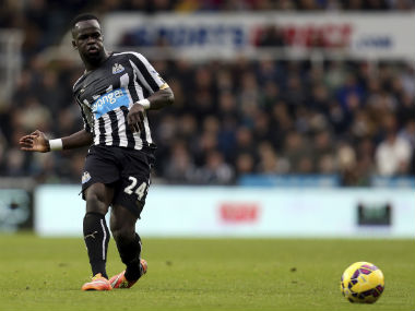 File image of Cheick Tiote. AP