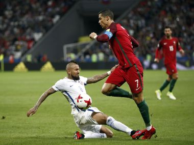 Chile and Portugal need to refresh their squads ahead of the 2018 FIFA World Cup. AP