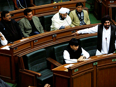 File image of Delhi Assembly. PTI