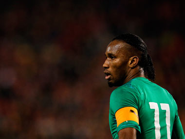 File image of Didier Drogba. Getty images