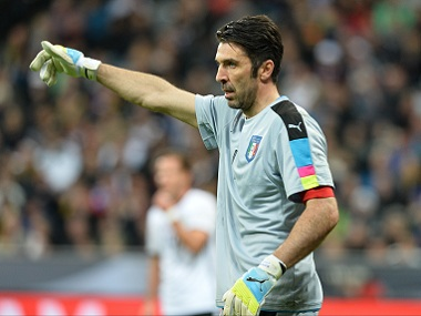 Juventus legend Gianluigi Buffon will be the oldest player to win the Champions League, should he lift the trophy on Saturday. AP