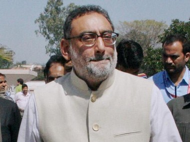 File photo of J&K finance minister Haseeb Drabu. PTI