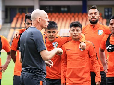 India will look gain stranglehold of Group A in the AFC Asian Cup Qualifying campaign with win over Kyrgyz republic in Bengaluru. AIFF