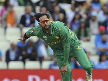 Imad Wasim played under Sarfraz Ahmed's captaincy both in the 2006 U-19 World Cup, as well as in the Champions Trophy 2017. AP