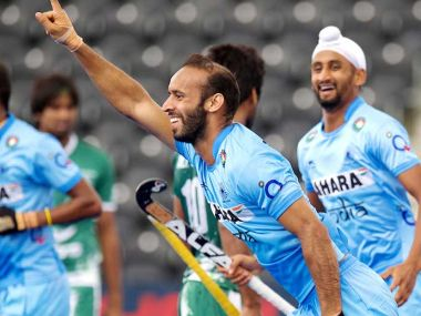 India did well to bounce back from the Malaysia defeat with 6-1 win over Pakistan. Twitter/ @HockeyIndia