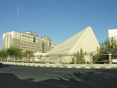 Parliament of Iran. Wikimedia Commons