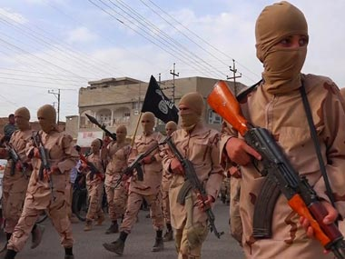 File image of Islamic State fighters. Image credit: Inside The Calip