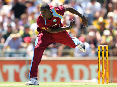 File image of West Indies captain Jason Holder. Getty images