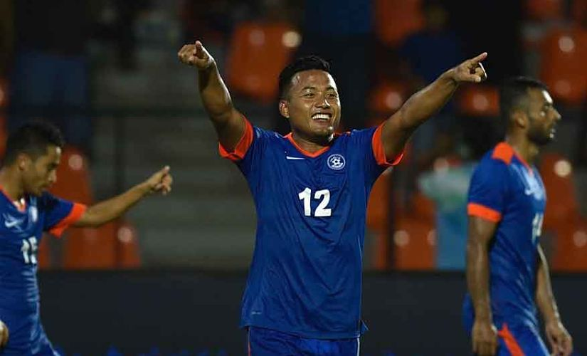 Jeje Lalpekhlua has been prolific for the national team in recent times. Image Courtesy: GettyImages