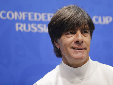 File image of Germany coach Joachim Loew . AP