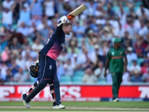 Joe Root scored an unbeaten 133. AFP