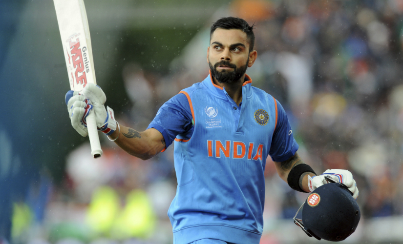 Will Virat Kohli show us for the 28th time why he's the best modern one-day batsman? AP