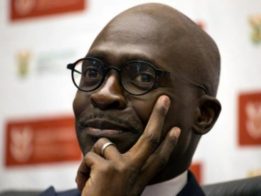 File image of South African Finance Minister Malusi Gigaba. Reuters