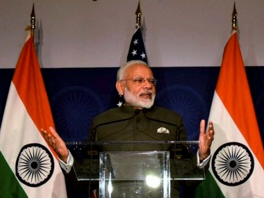 Narendra Modi on Monday said that