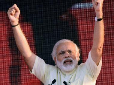 File image of Prime Minister of India Narendra Modi. WP