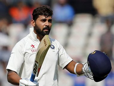 File image of India's Murali Vijay. AP