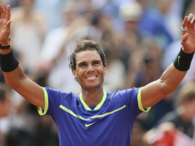File image of Rafael Nadal. AP