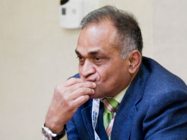 File image of BCCI's Niranjan Shah . Getty