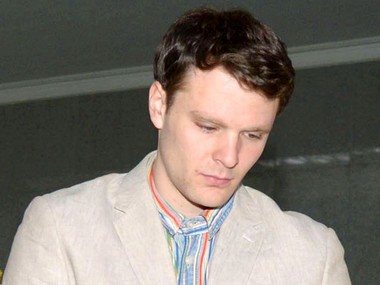 File image of Otto Warmbier. Reuters