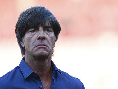 Football Soccer - Germany v San Marino - 2018 World Cup Qualifying European Zone - Group C - Stadion Nurnberg, Nuremberg - June 10, 2017 Germany coach Joachim Low before the match Reuters / Michaela Rehle Livepic - RTS16ICS