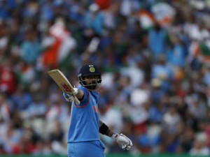 File image of India's Virat Kohli. Reuters
