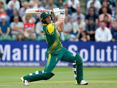 Cricket - England vs South Africa - Second International T20 - Taunton, Britain - June 23, 2017 South Africa's AB de Villiers in action Action Images via Reuters/Andrew Couldridge - RTS18DQZ