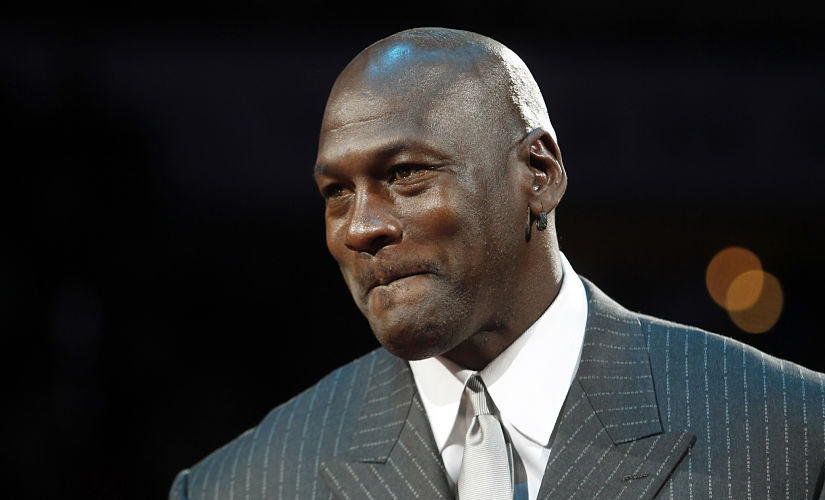 File Image of Michael Jordan. REUTERS