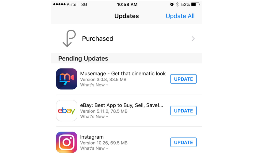 Rate apps on App Store (1)