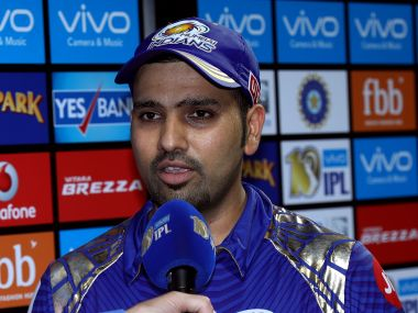 File image of Mumbai Indians captain Rohit Sharma, SportzPics