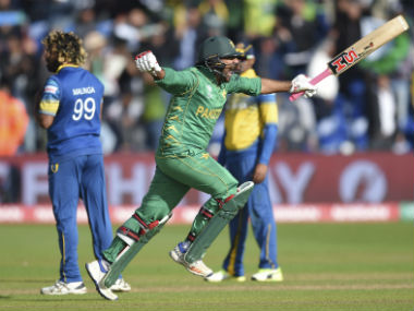 Sarfraz Ahmed remained unbeaten on 61 to guide Pakistan to a memorable win. AP
