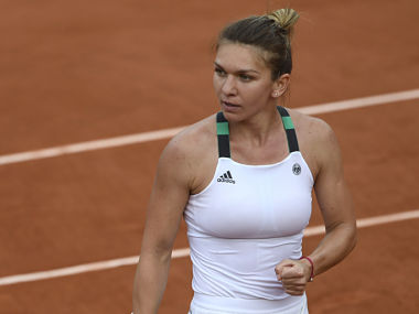 Romania's Simona Halep will hope to win her maiden French Open title. AFP