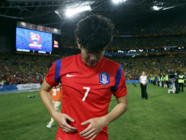 File image of Son Heung-Min. Reuters