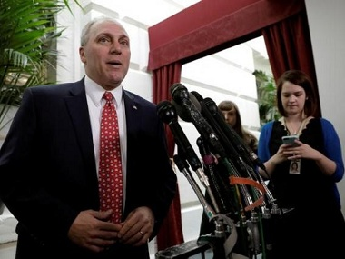 File image of Steve Scalise. Reuters