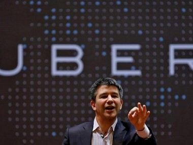 Travis Kalanick. Reuters
