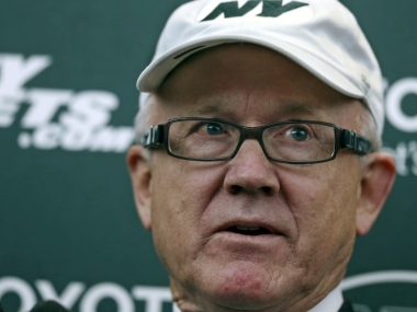 File image of Woody Johnson. AP