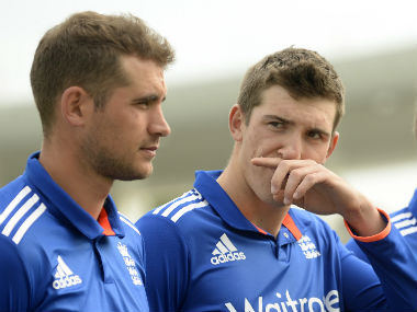 Alex Hales and the uncapped Craig Overton have been included in the squad. Reuters.
